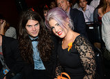 Kelly Osbourne had her fiancé, Matthew Mosshart, by her side at the Do Something Awards.