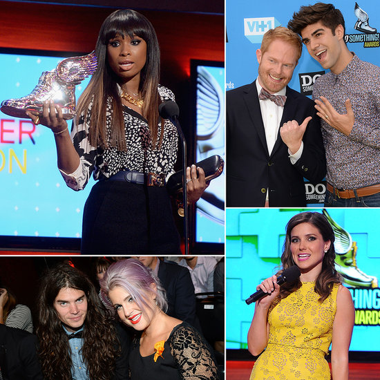 Do-Gooders Jennifer Hudson and Kelly Osbourne Grab Big Honors