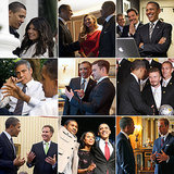 President Obama's A-List Acquaintances