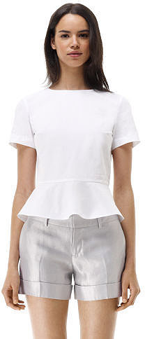 Lana Peplum Shirt