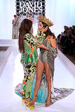 Camilla Franks and Jessica Gomes