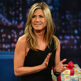 Jennifer Aniston on Late Night With Jimmy Fallon | Photos