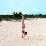 Wanna Do a Handstand? 8 Moves to Get You There