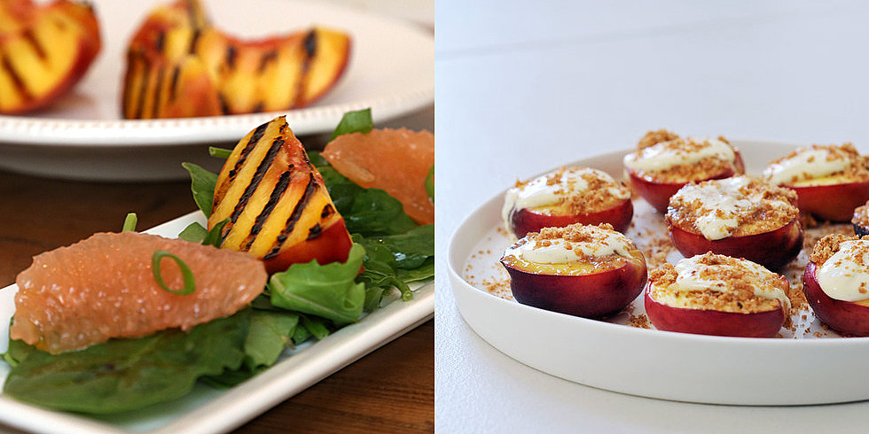 Dishes to Make During Stone Fruit Season