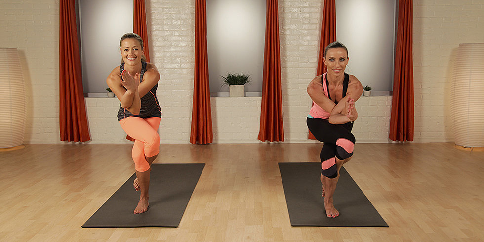 Power Up Your Yoga Routine With This 10-Minute Sequence