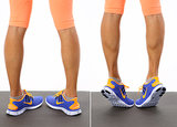Calf Raises — Internal Rotation