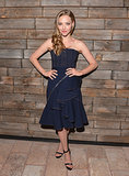 Amanda Seyfried wowed at a screening of Lovelace in a tiered Givenchy confection.