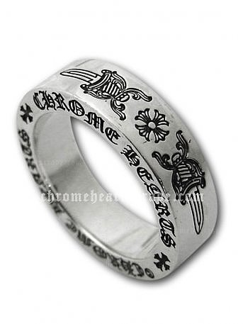 Dagger Chrome Hearts Classic Ring For Sale