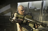 Every Picture of Matt Damon Looking Hot in Elysium