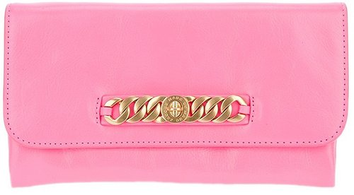 Marc By Marc Jacobs chain link detail clutch