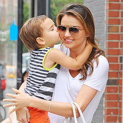 Celebrity Pictures: Miranda Kerr & Flynn, Robert Pattinson