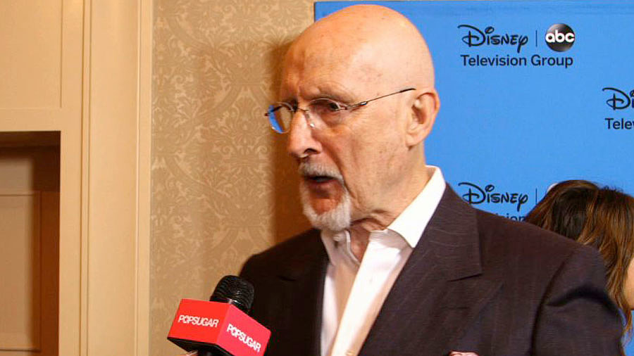 "James Cromwell Says Betrayal Reminded Him of Shakespeare; ""I Believe in Following Your Heart"""