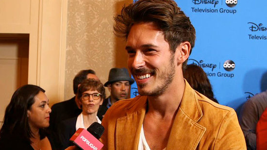 Sam Palladio Tells Us His Debut Album Is Just Around the Corner — Hear Why It's a Family Affair!