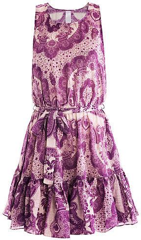 Zimmermann Paisley-print beach dress