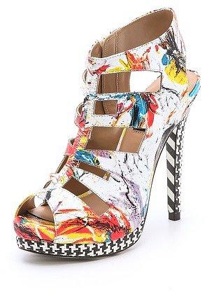 One by alejandra g Tyrese Jawbreaker Sandals