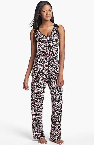 Midnight by Carole Hochman 'After Dark' Pajamas After Dark X-Small