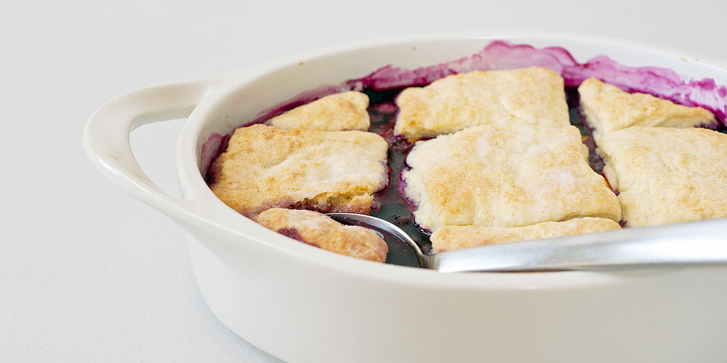 Dessert Doesn't Get Much Better Than This Summer Fruit Cobbler