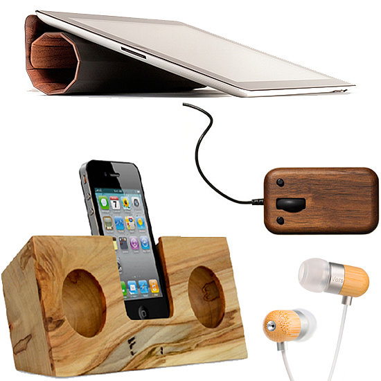 Knock on 'Em: 12 Wooden Tech Accessories
