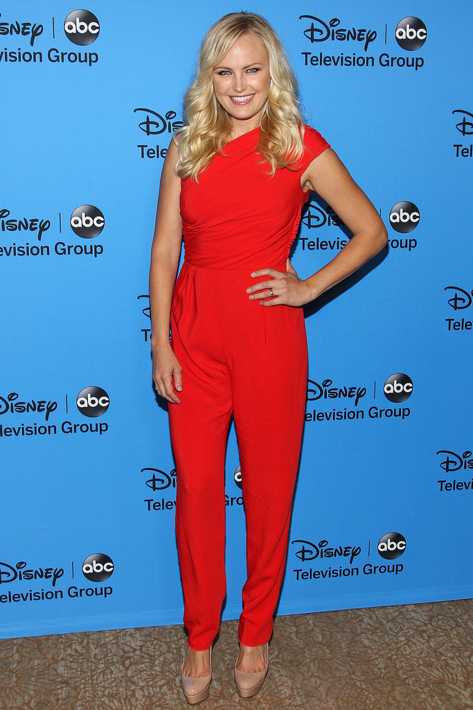 Malin Akerman attended a party as part of the Summer TCA Press Tour.