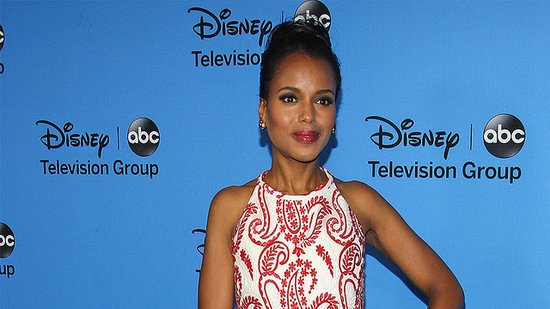 "Video: Kerry Washington Says Her Secret Wedding Was ""Thrilling""!"