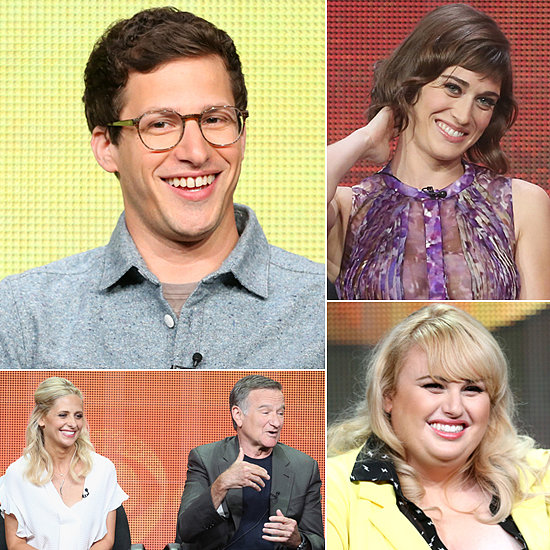 The 20 Funniest Quotes From Fall TV's Stars