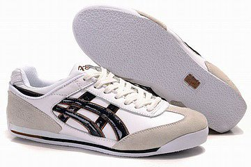 white black beige asics mexico 66 cheap shoes for men