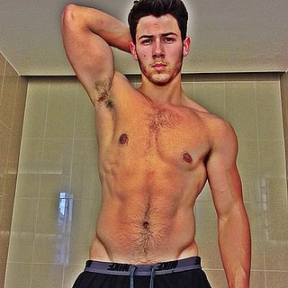 Shirtless Celebrity Selfies on Instagram
