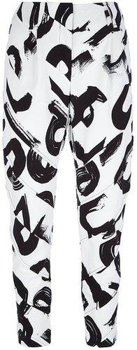 Proenza Schouler graphic print trouser