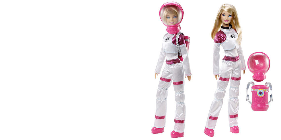 astronaut barbie 1965 - photo #25