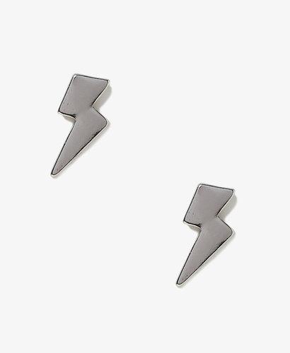 FOREVER 21 Lightning Studs