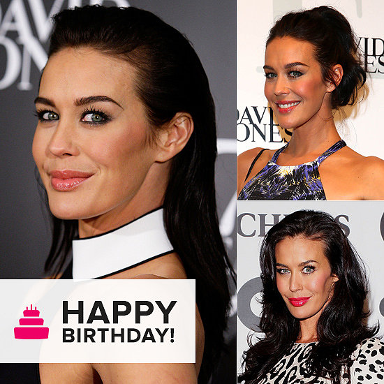 Happy Birthday Megan Gale! See Over 30 of Her Best Beauty Looks