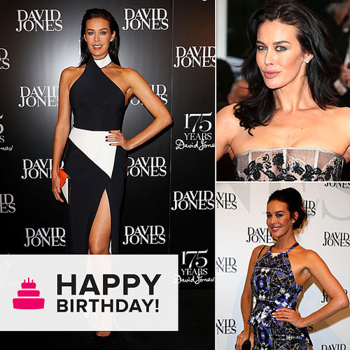 Recap Megan Gale's Top 10 Looks