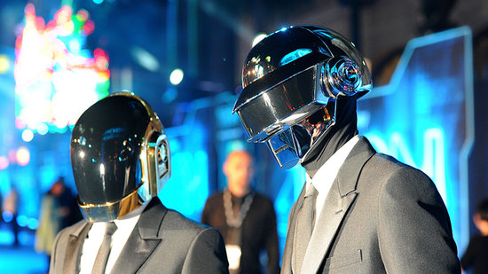 Video: Did Stephen Colbert Spoil Daft Punk's Surprise VMAs Performance?