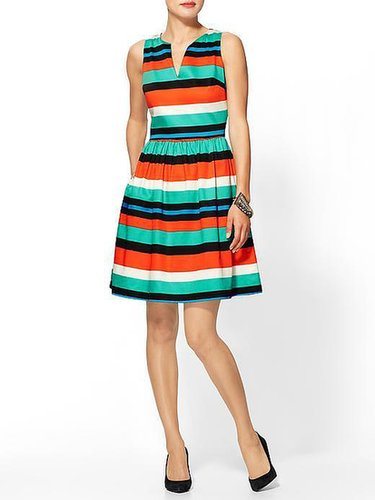 Pim + Larkin Candy Striped Dress