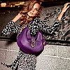 DVF Wrap Dress Ad Fall 2013