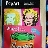 Brendanrahrah read about pop art.