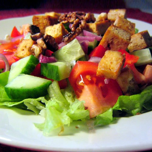 Calories in Salad Proteins