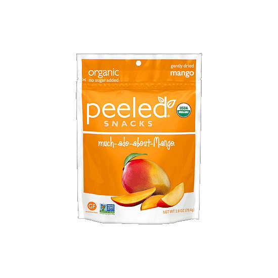 On the Go, Grab: Peeled Mango Snacks