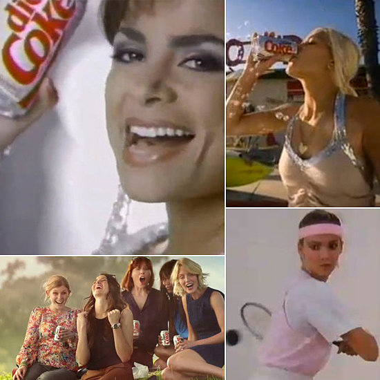 31 Years of Awesomely Cheesy Diet Coke Ads For Women
