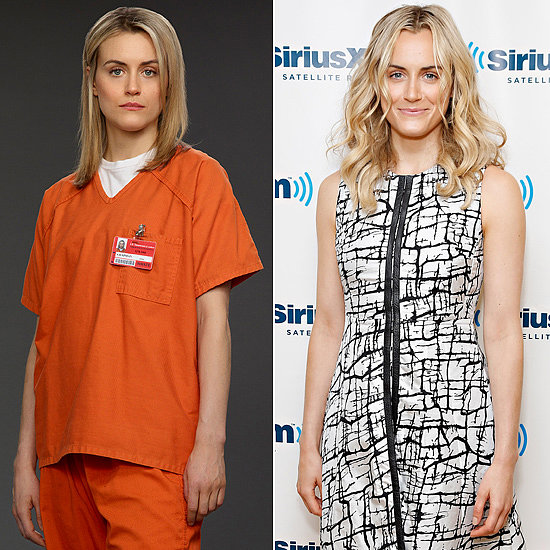 Taylor Schilling (Piper Chapman) Source: Getty, Netflix