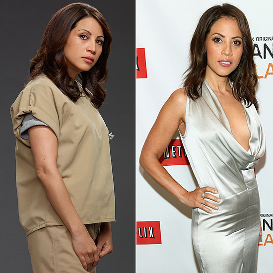 Elizabeth Rodriguez (Aleida Diaz) Source: Getty, Netflix