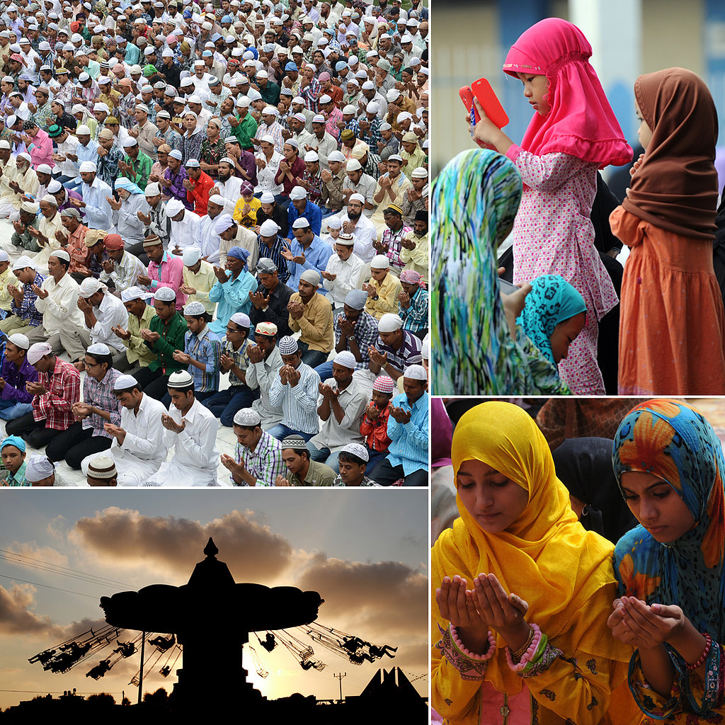 How the World Is Celebrating the End of Ramadan