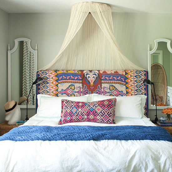 10 ideas for decorating over the bed popsugar home for Over the bed decoration ideas