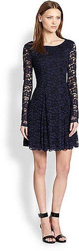 Diane von Furstenberg Krissy Lace Dress