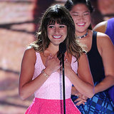 Lea Michele Pictures at 2013 Teen Choice Awards