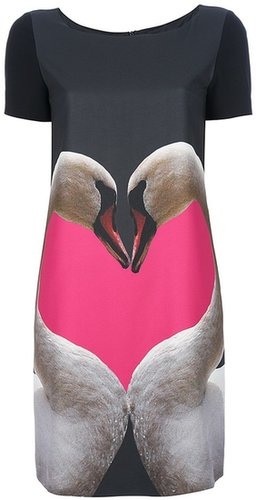 Moschino Cheap & Chic printed dress