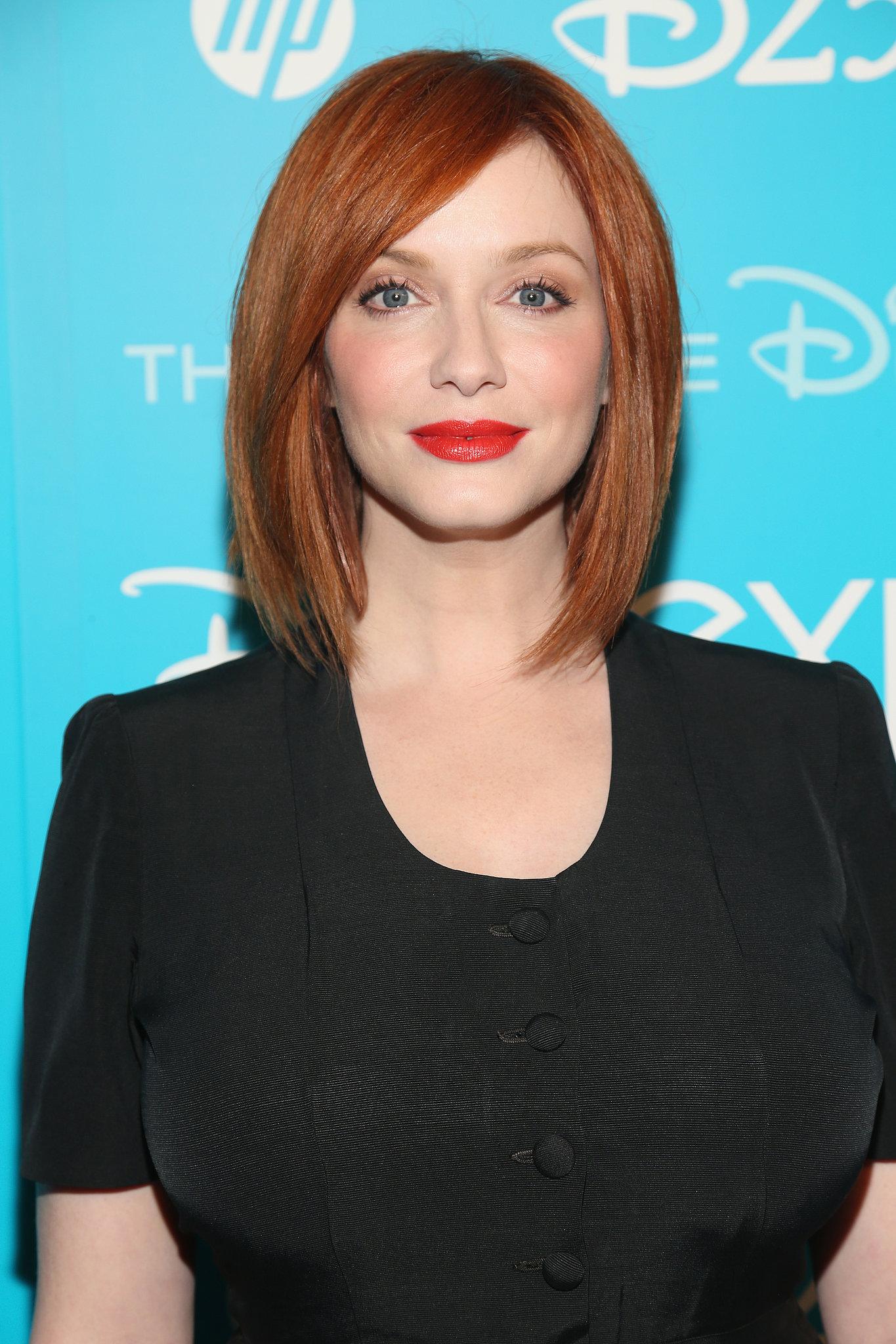 Christina Hendricks Red Hair Related Keywords And Tags