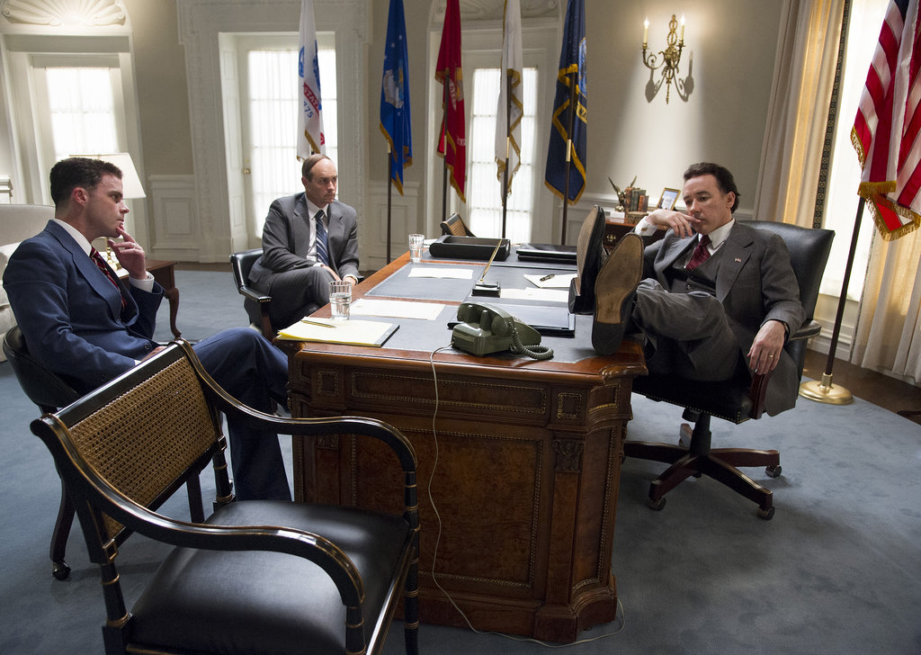 John Cusack as Richard Nixon in Lee Daniels' The Butler.