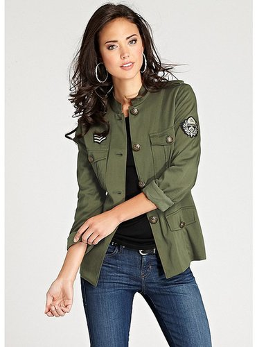 Classic Military Jacket