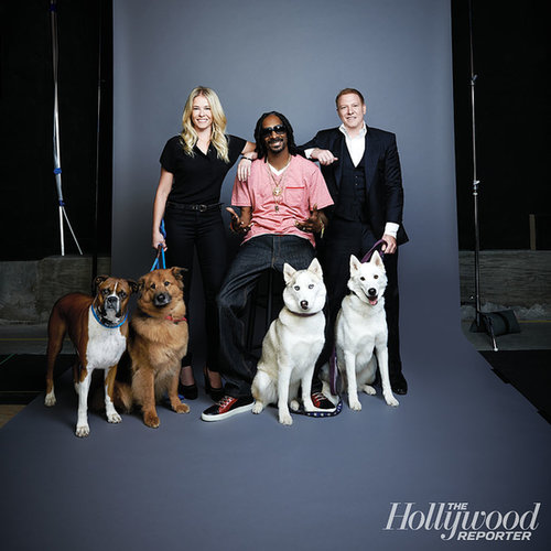 The Hollywood Reporter Pets Edition